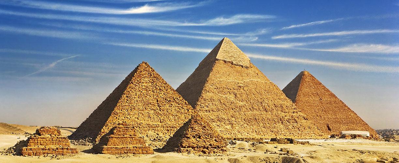 Omra via Egypte