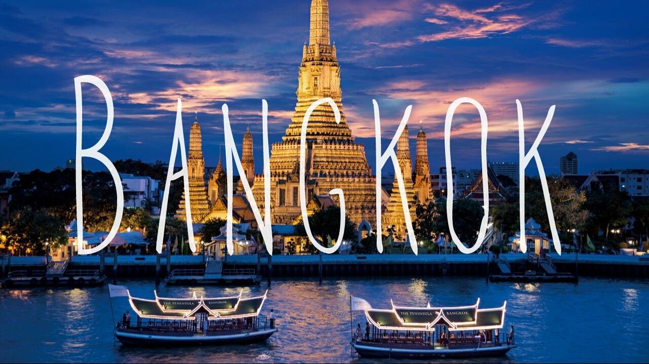 voyage ver Thaïlande