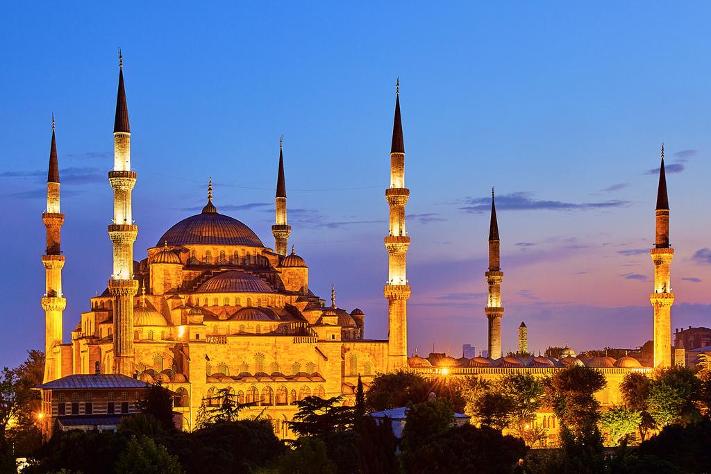 OMRA via istanbul
